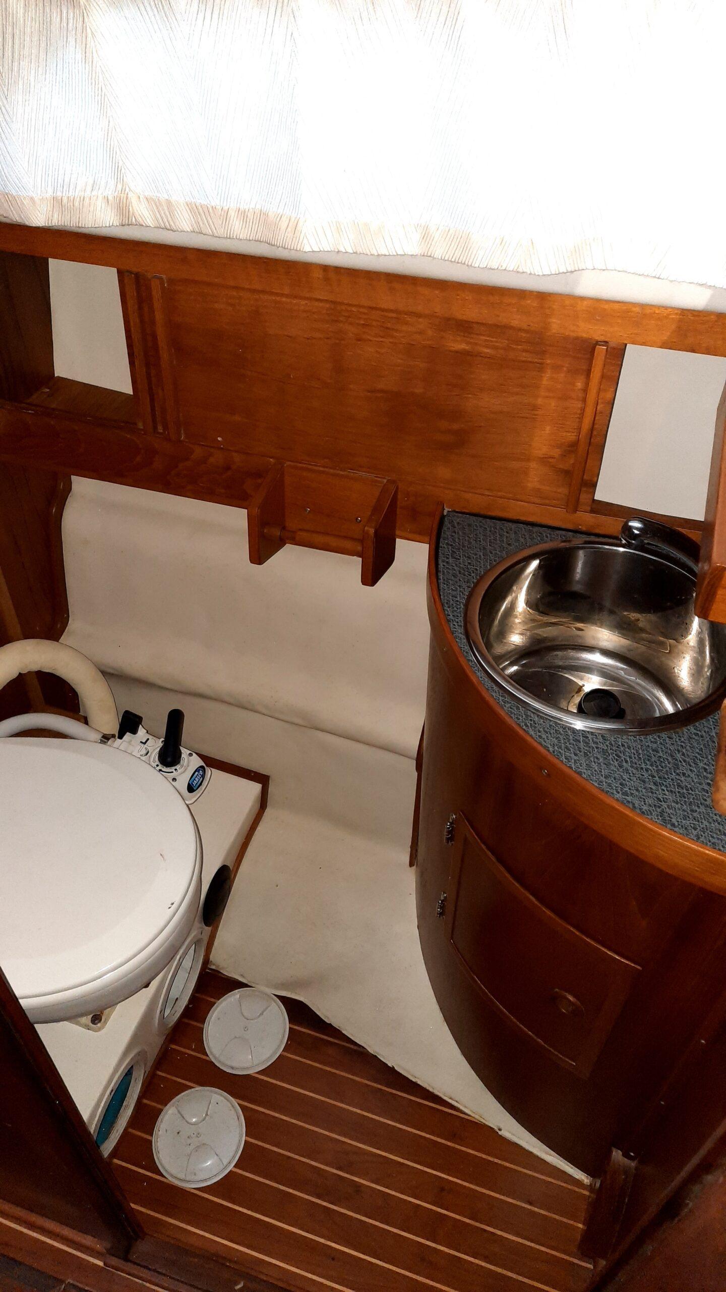 båt fjord toa