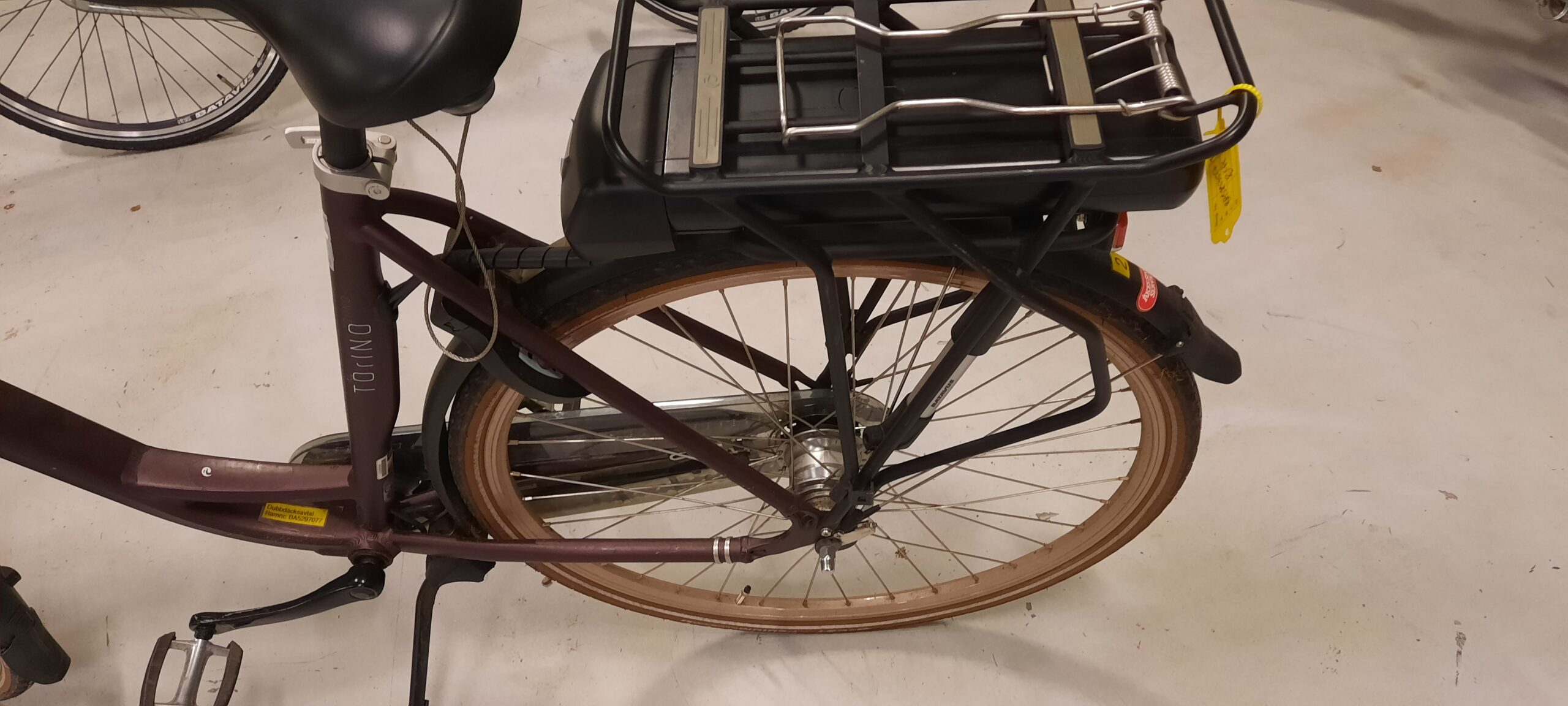 batavus elcykel