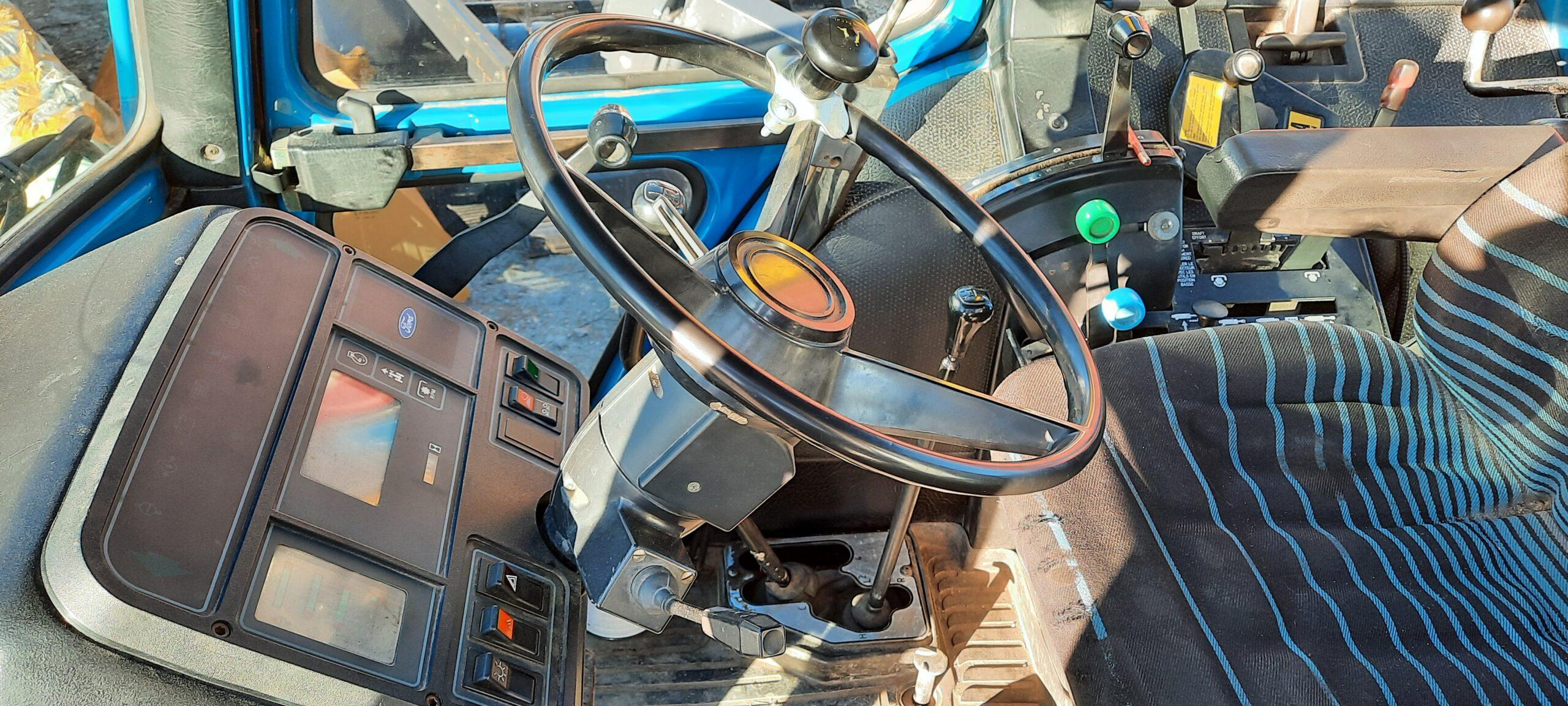 ford traktor inr2